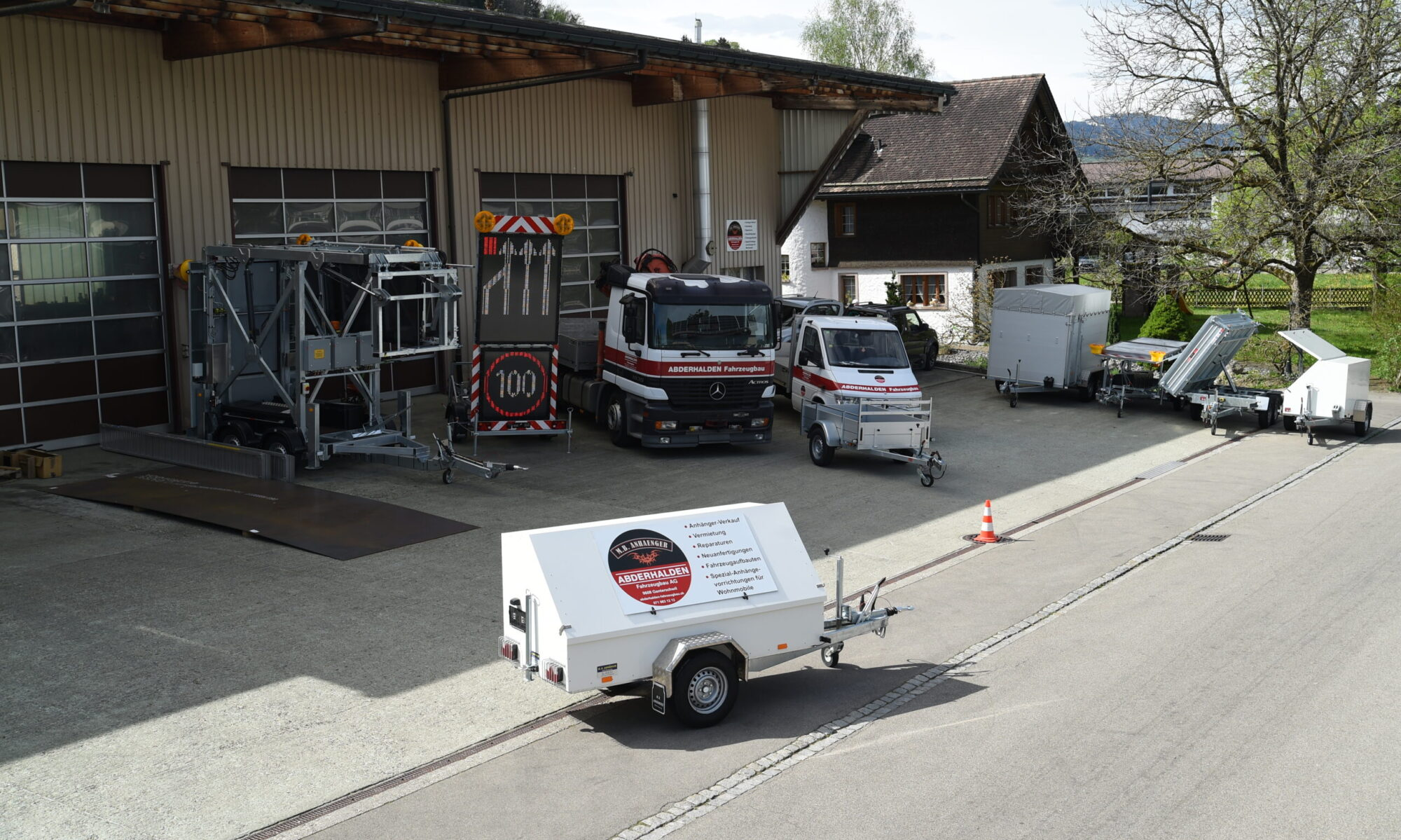 Abderhalden Fahrzeugbau AG